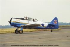img1827 North American AT-6C ZU-AOR Harvard Club of South Africa © Michel Anciaux