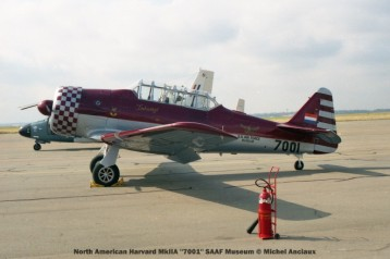 img1830 North American Harvard MkIIA ''7001'' SAAF Museum © Michel Anciaux
