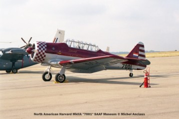 img1831 North American Harvard MkIIA ''7001'' SAAF Museum © Michel Anciaux
