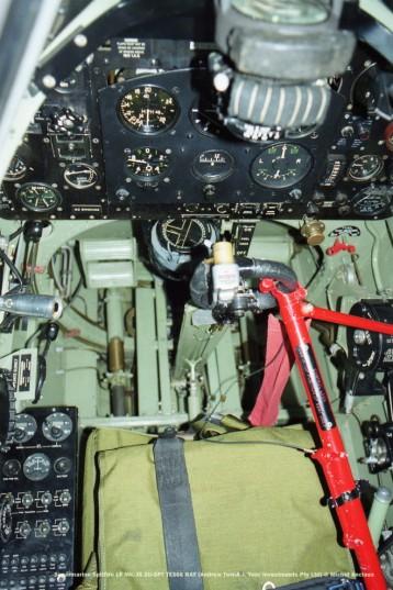 img1862 Supermarine Spitfire LF Mk. IX ZU-SPT TE566 RAF (Andrew Torr-A.J. Toor Investments Pty Ltd) © Michel Anciaux