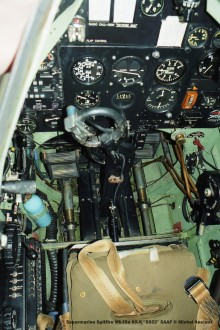 img1867 Supermarine Spitfire Mk-IXe AX-K ''5553'' SAAF © Michel Anciaux