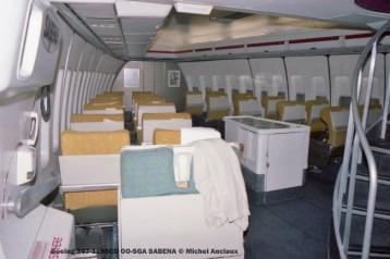 img464 Boeing 747-129SCD OO-SGA SABENA © Michel Anciaux