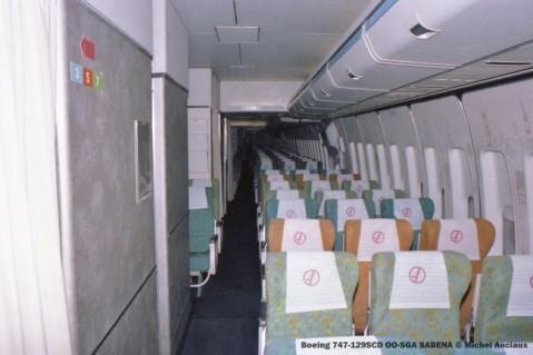 img470 Boeing 747-129SCD OO-SGA SABENA © Michel Anciaux
