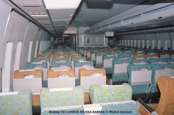 img473 Boeing 747-129SCD OO-SGA SABENA © Michel Anciaux