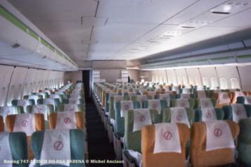 img474 Boeing 747-129SCD OO-SGA SABENA © Michel Anciaux