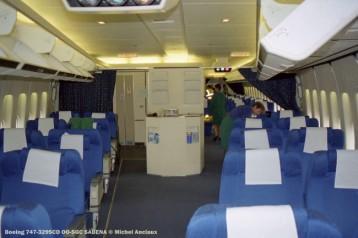 img480 Boeing 747-329SCD OO-SGC SABENA © Michel Anciaux