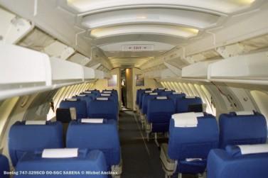 img483 Boeing 747-329SCD OO-SGC SABENA © Michel Anciaux