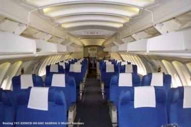 img484 Boeing 747-329SCD OO-SGC SABENA © Michel Anciaux