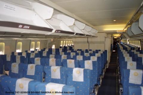 img485 Boeing 747-329SCD OO-SGC SABENA © Michel Anciaux