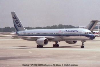 img485 Boeing 757-225 N509EA Eastern Air Lines © Michel Anciaux