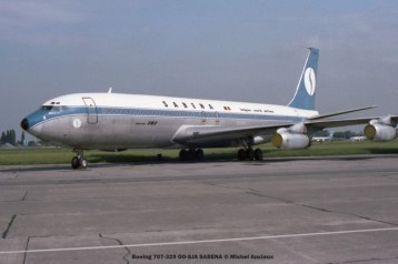 img528 Boeing 707-329 OO-SJA SABENA © Michel Anciaux