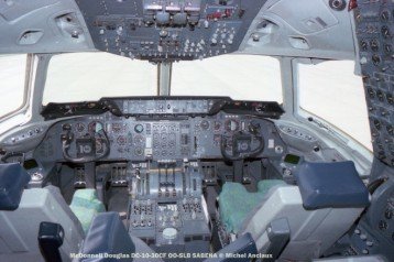 img529 McDonnell Douglas DC-10-30CF OO-SLB SABENA © Michel Anciaux