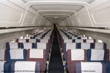 img533 McDonnell Douglas DC-8-61 ZP-CCR Lineas Aereas Paraguayas © Michel Anciaux