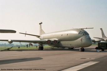 img557 Hawker Siddeley Nimrod MR.2 XV235 RAF © Michel Anciaux