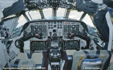 img558 Hawker Siddeley Nimrod MR.2 XV235 RAF © Michel Anciaux