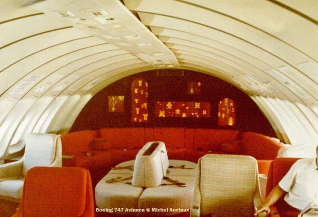 img599 Boeing 747 Avianca © Michel Anciaux
