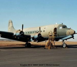 img922 Douglas DC-4 ''6904'' SAAF © Michel Anciaux
