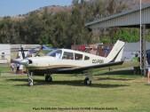 IMG_0316 Piper PA-28R-200 Cherokee Arrow CC-POR © Ricardo Farías O.