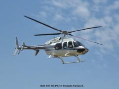 IMG_0455 Bell 407 CC-PRJ © Ricardo Farías O.