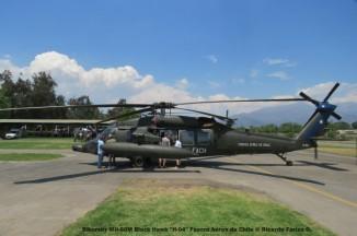 Open Day - 36 Sikorsky MH-60M Black Hawk ''H-04'' Fuerza Aérea de Chile © Ricardo Farías O.