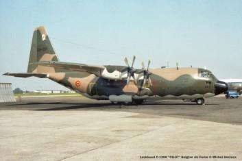 002 lockheed c-130h ''ch-07'' belgian air force © michel anciaux