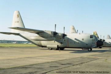 010 lockheed c-130h ''ch-10'' belgian air force © michel anciaux