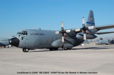 047 lockheed c-130h ''85-1361'' usaf-texas air guard © michel anciaux