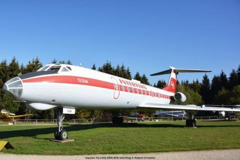 05 tupolev tu-134a ddr-sck interflug © hubert creutzer