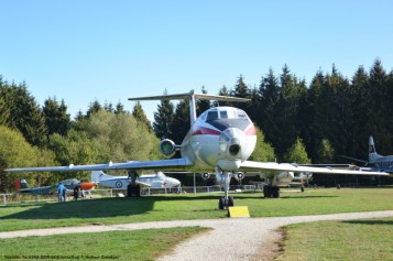 07 tupolev tu-134a ddr-sck interflug © hubert creutzer