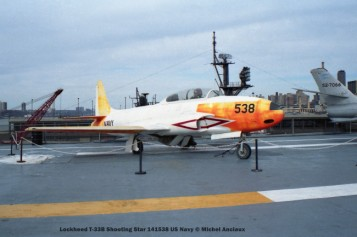 115 lockheed t-33b shooting star 141538 us navy © michel anciaux