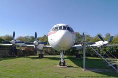 28 ilyushin il-18d ddr-sth interflug © hubert creutzer