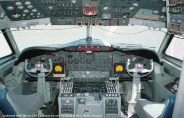 556 lockheed 188c electra zp-cbz lineas aereas paraguayas sa © michel anciaux