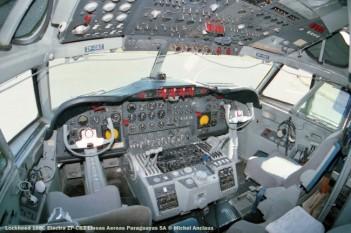 562 lockheed 188c electra zp-cbz lineas aereas paraguayas sa © michel anciaux