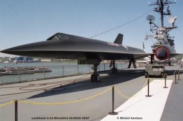 img279 lockheed a-12 blackbird 60-6925 usaf © michel anciaux