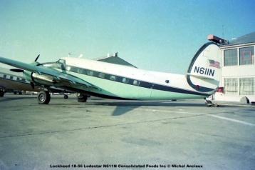 img341 Lockheed 18-56 Lodestar N611N © Michel Anciaux