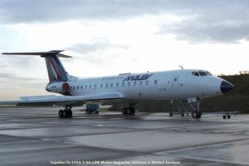 img519 tupolev tu-134a-3 ha-lbr malev-hugarian airlines © michel anciaux