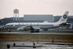 002 Douglas DC-8-33 PP-PDS VARIG © Michel Anciaux