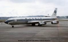 005 Boeing 707-320C PP-VJH VARIG © Michel Anciaux