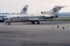 008 Boeing 727-041 PP-VLG VARIG © Michel Anciaux