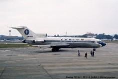 009 Boeing 727-041 PP-VLD VARIG © Michel Anciaux