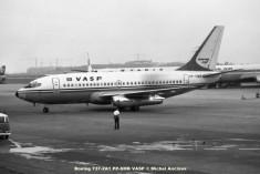 026 Boeing 737-2A1 PP-SMB VASP © Michel Anciaux