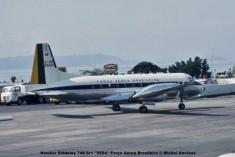 032 Hawker Siddeley 748 Sr1 ''2504'' Força Aérea Brasileira © Michel Anciaux