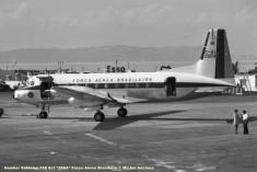 033 Hawker Siddeley 748 Sr1 ''2504'' Força Aérea Brasileira © Michel Anciaux