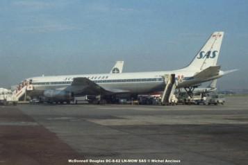 035 McDonnell Douglas DC-8-62 LN-MOW SAS © Michel Anciaux