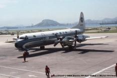 044 Lockheed L-188A Electra PP-VLC VARIG © Michel Anciaux
