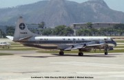 045 Lockheed L-188A Electra PP-VLX VARIG © Michel Anciaux