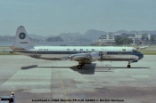 050 Lockheed L-188A Electra PP-VJV VARIG © Michel Anciaux