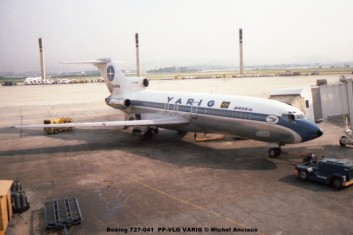 055 Boeing 727-041 PP-VLG VARIG © Michel Anciaux