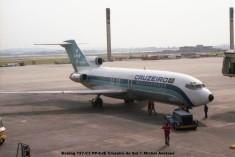 059 Boeing 727-C3 PP-CJE Cruzeiro do Sul © Michel Anciaux