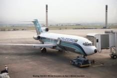 060 Boeing 727-011 PP-CJI Cruzeiro do Sul © Michel Anciaux